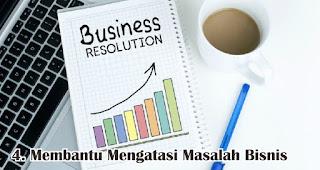 Membantu Mengatasi Masalah Bisnis merupakan salah satu manfaat mengikuti seminar bisnis