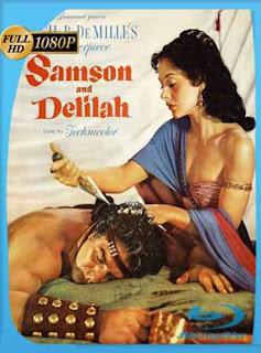 Sanson y Dalila 1949  HD [1080p] Latino [Mega] dizonHD