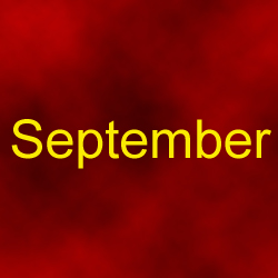 September Horoscope