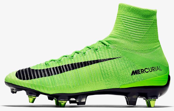 Nike Mercurial Superfly 6 Elite FG Black Lux ZwartGoud