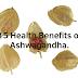 15 Health Benefits of Ashwagandha.