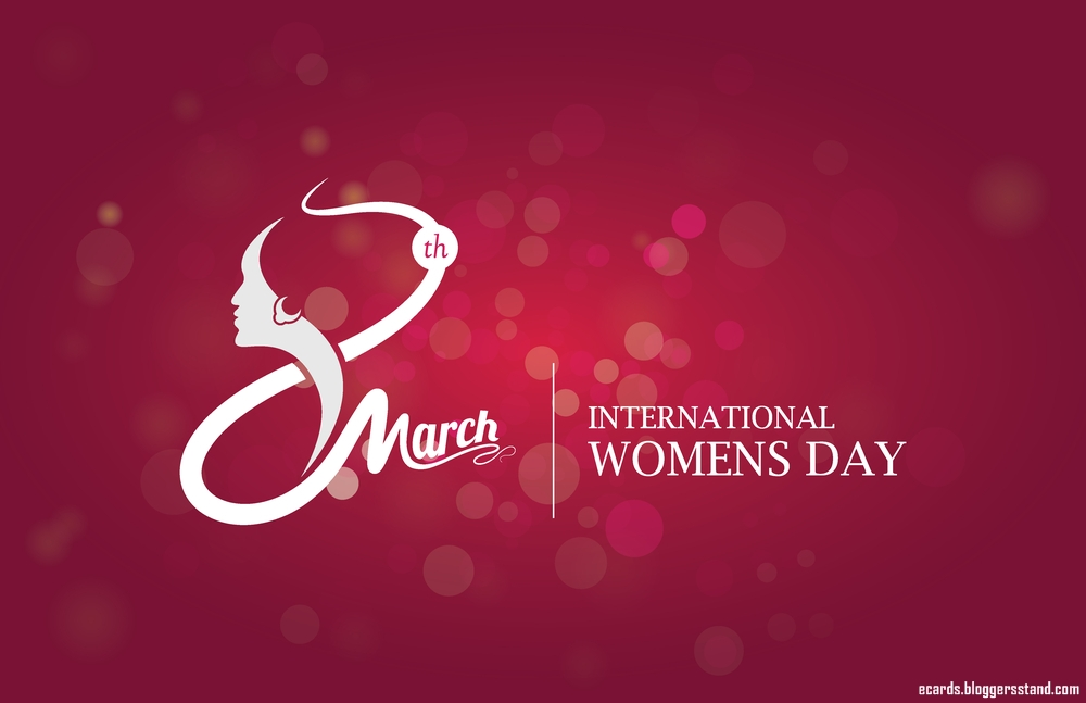 International Women's Day is on Sunday, March 8th 2021