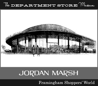 The Department Store Museum Jordan Marsh Company Boston Massachusetts