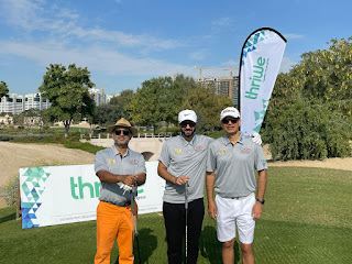 Thriwe supports Dubai Sports Council CEO Masters 2021