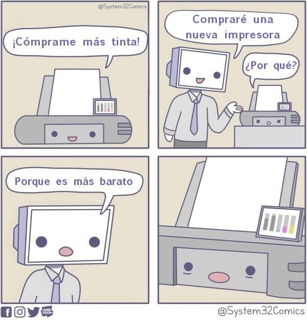 comprare una nueva impresora