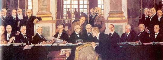 Tratado de Versalhes (1919)