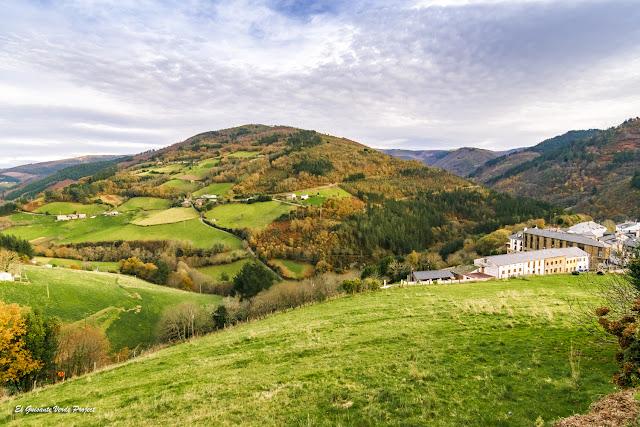 Alrededores de Taramundi desde La Rectoral - Asturias