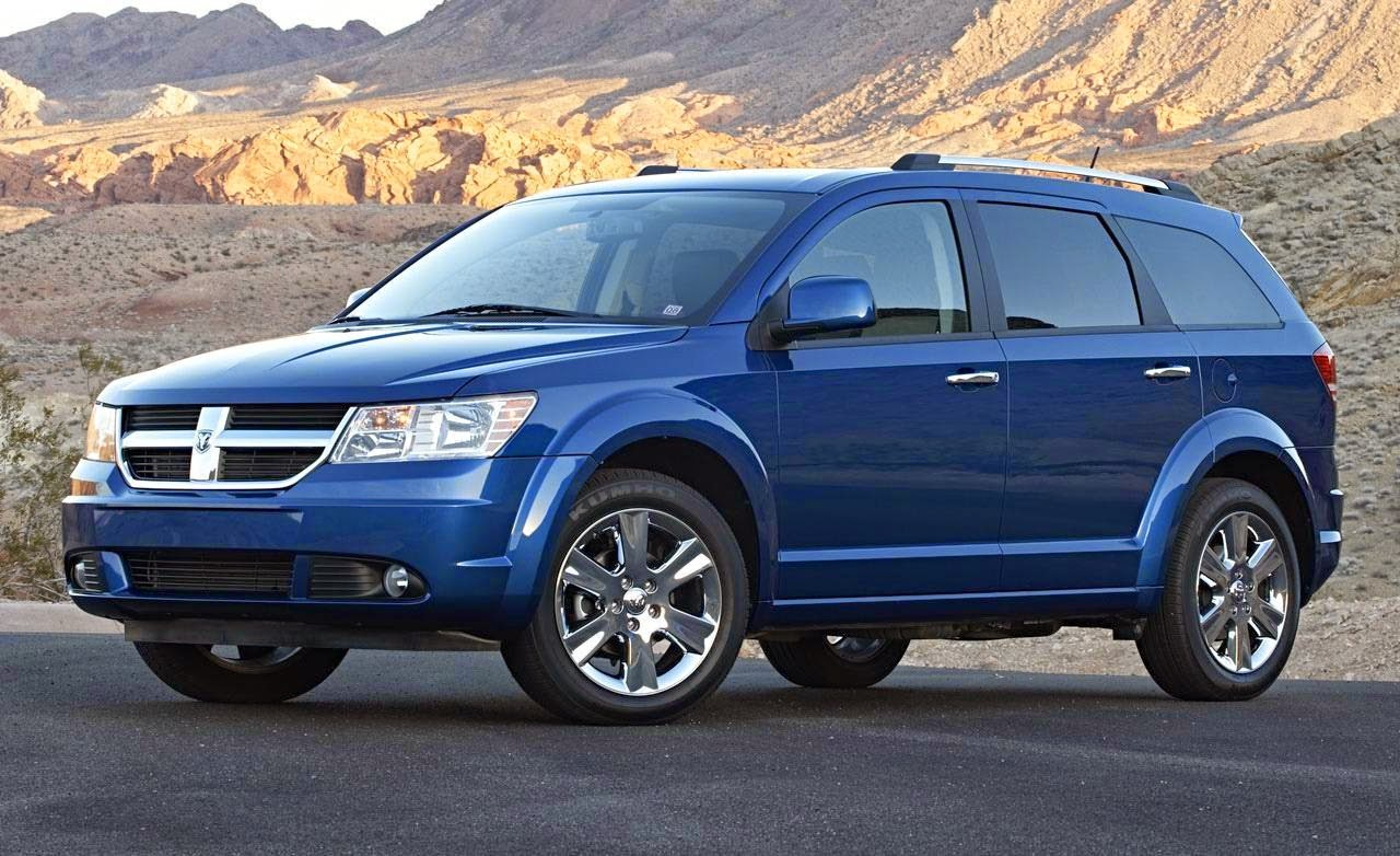 2015 Dodge Journey SRT6 Car Pictures Reviews