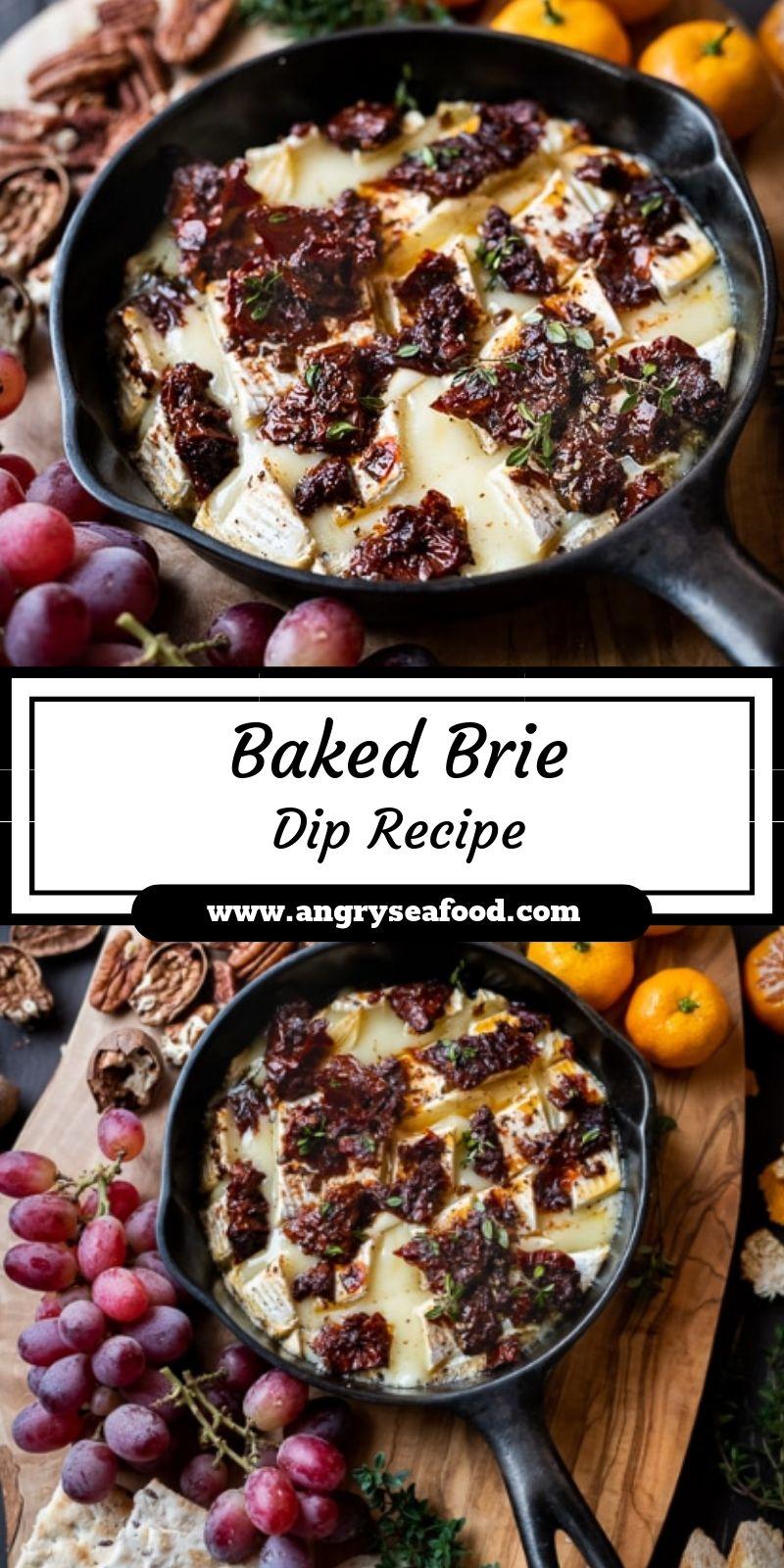 Baked Brie Dip Recipe