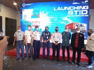Single TID Bagi Angkutan Truk Mulai Diterapkan di Pelabuhan Tanjung Priok