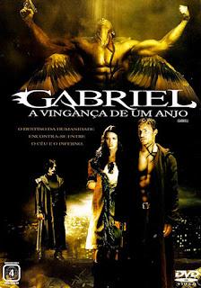 Gabriel: A Vingança de Um Anjo - DVDRip Dual Áudio