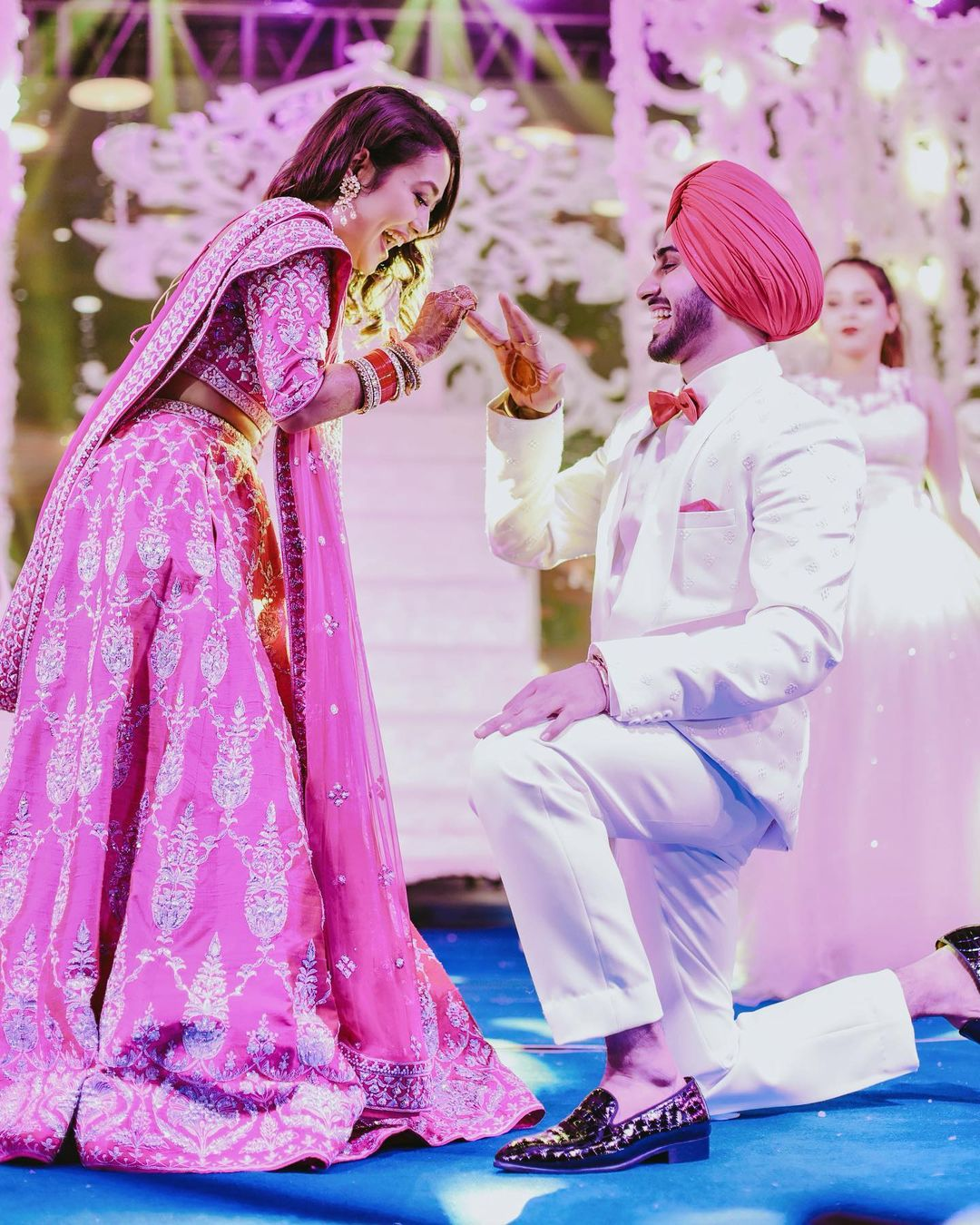 Neha Kakkar wedding