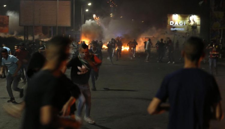 Israel-violencia-intercomunitaria