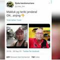 Gatot Diteriaki Anj*ng, Netizen Sebar Foto Pelaku, Ternyata Pendukung PDIP