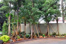 Upah Tukang Taman Surabaya