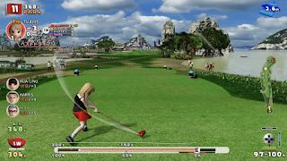 みんなのゴルフプレイ画像2