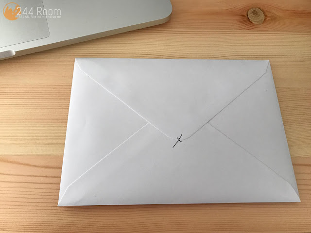 レター Letter