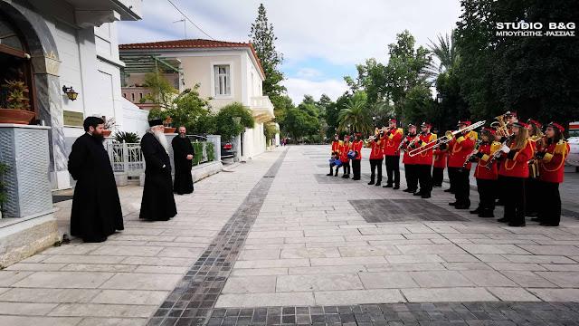 Κάλαντα σε βίντεο φέτος από την Φιλαρμονική ΔΟΠΠΑΤ Ναυπλίου