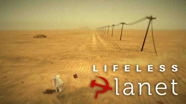 Lifeless Planet Premier Edition locandina