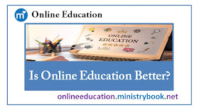 Is Online Education Better?