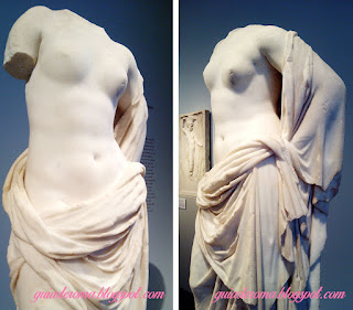 Maravilhoso torso de Afrodite