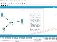 Belajar Packet Tracer #13 - Cara Setting DNS Server Dengan Cisco Packet Tracer