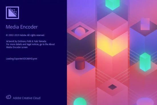 برنامج Adobe Media Encoder 2020 v14.0.0.556 - ماك