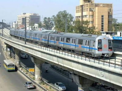 Delhi Noida Greater Noida Metro Project Approved