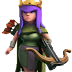 Biaya Upgrade Arcer Queen Clash of Clans