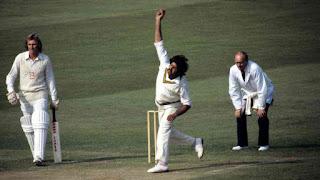 Pakistan vs England 2-Match ODI Series in 1978