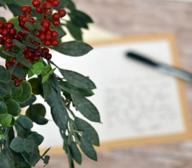 holiday Christmas card,