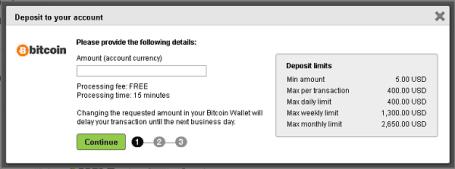 deposit neteller dengan bitcoin