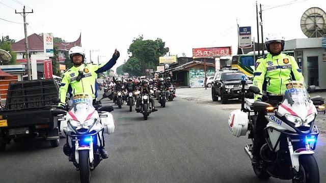 Polisi Kawal UAS