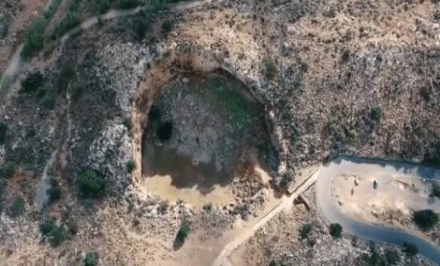 Κρήτη: Το φαινόμενο που δεν μπορούν να εξηγήσουν ούτε οι επιστήμονες [Εικόνες-Βίντεο]