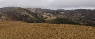 Landmannalaugar, tramo de 3,5 km llamado Grænagil. Islandia, Iceland