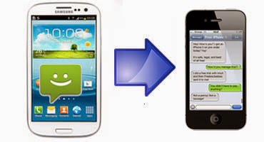 samsung recovery transfer how to transfer samsung sms text messages to iphone 6 6 plus. Black Bedroom Furniture Sets. Home Design Ideas