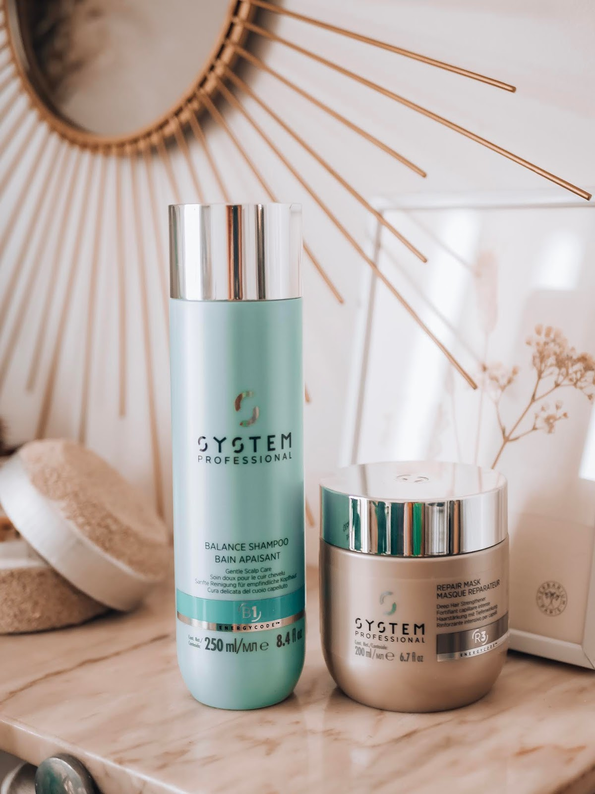 Routine capillaire System Professional