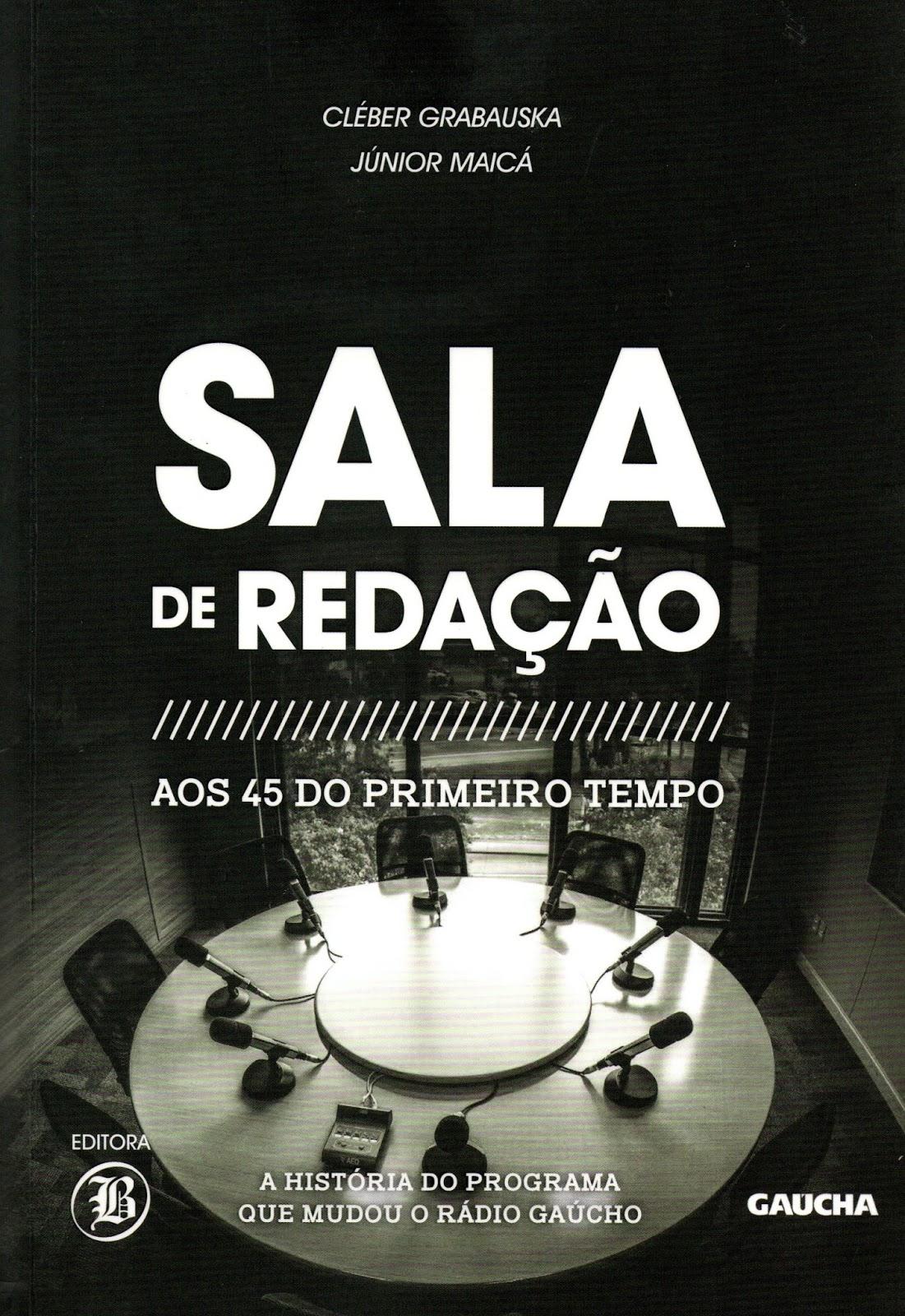 Uma Hist Ria Do R Dio No Rio Grande Do Sul -> Sala De Redacao Na Tv Ao Vivo