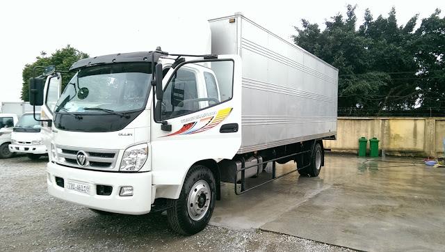 bán xe tải 9 tấn tại long an / xe tải thaco ollin 9 tấn tại tỉnh long an