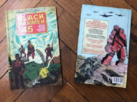 "BAO Publishing : vinci gratis copie del cartonato ""Black Hammer '45"""