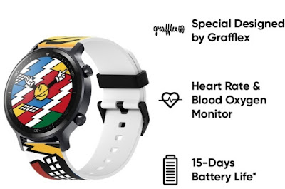 The Realme Watch S master edition looks dope!
