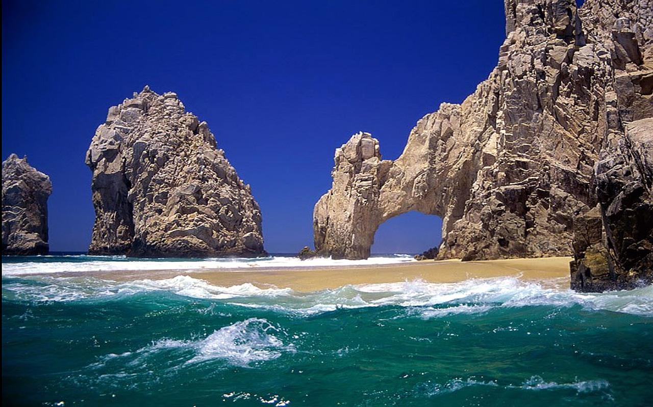 Cabo San Lucas Mexico Beaches Wallpaper Background