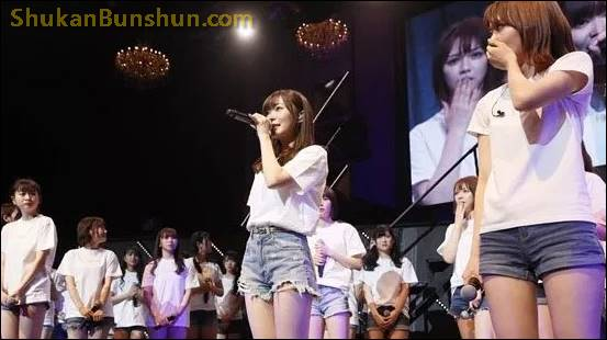 Jiwaru DAYS Yahagi Moeka AKB48