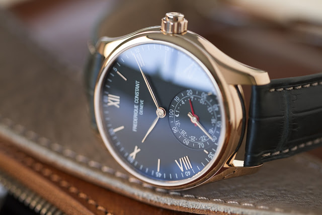 Frederique Constant Only Watch 2015
