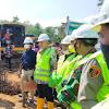 Bupati Adirozal Letakkan Batu Pertama Pembangunan PLHUT Kemenag Kerinci
