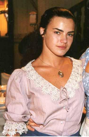 Ana Paula Arósio em Terra Nostra