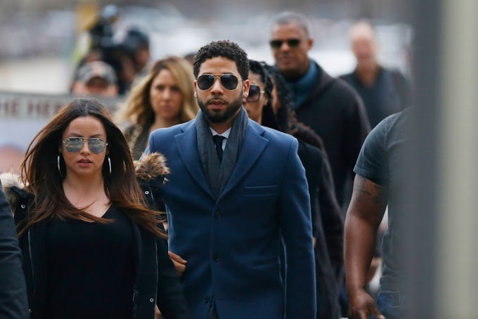 Jussie Smollett is Suing Authorities for Maliciously Prosecuting Him