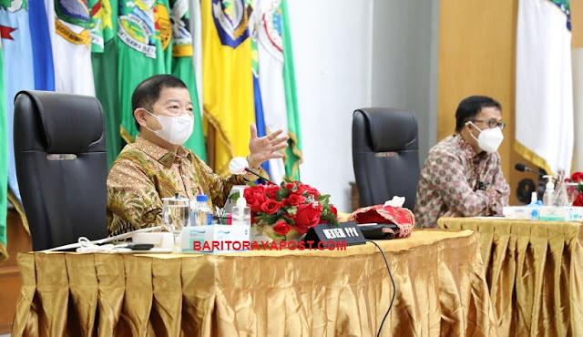 Head of Bappenas Conveyed 8 Development Targets in Development Planning Technical Coordination Meeting