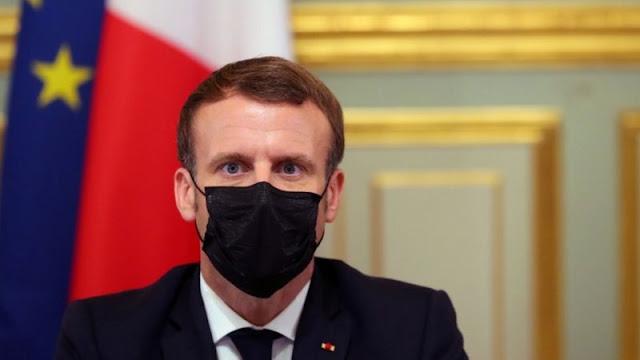 Macron Keluarkan Ultimatum 15 Hari untuk Pemimpin Muslim