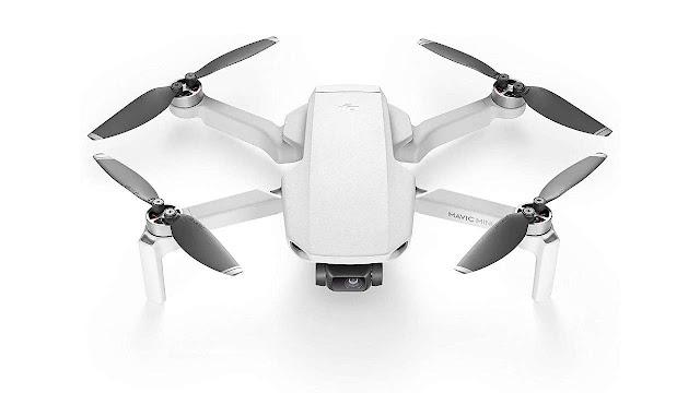 DJI MINI MAVIC – DRONE CAM FLY QUADCOPTER